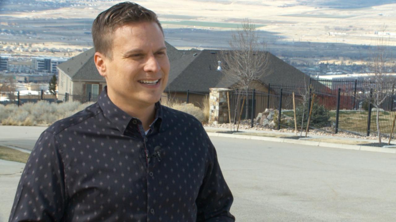 Utah GOP donor accuses state senator ofextortion