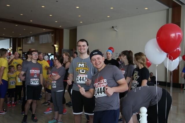 2018 Milwaukee Fight For Air Climb at U.S. Bank Tower [PHOTOS]
