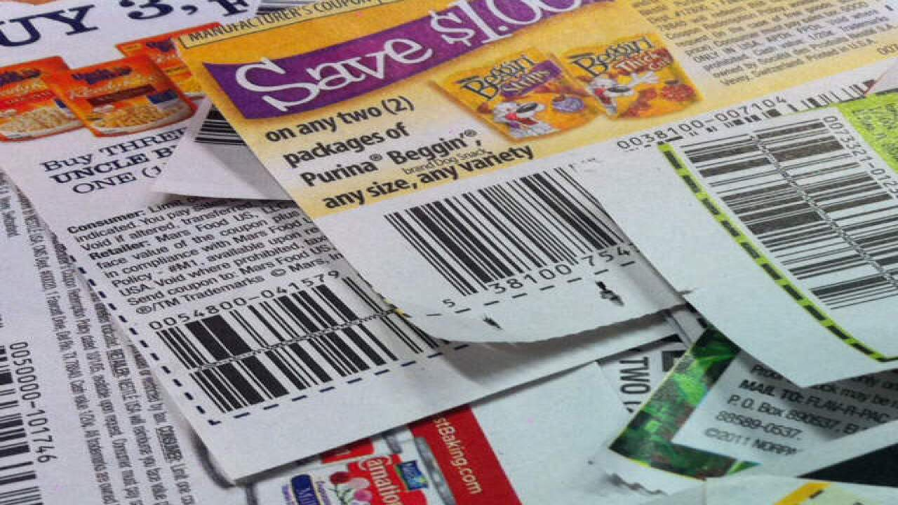 Why grocery coupons really stink these days