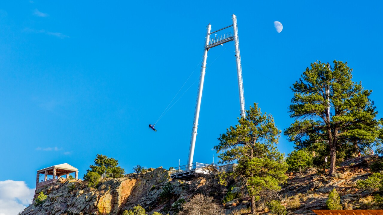 Royal Gorge Bridge Skycoaster