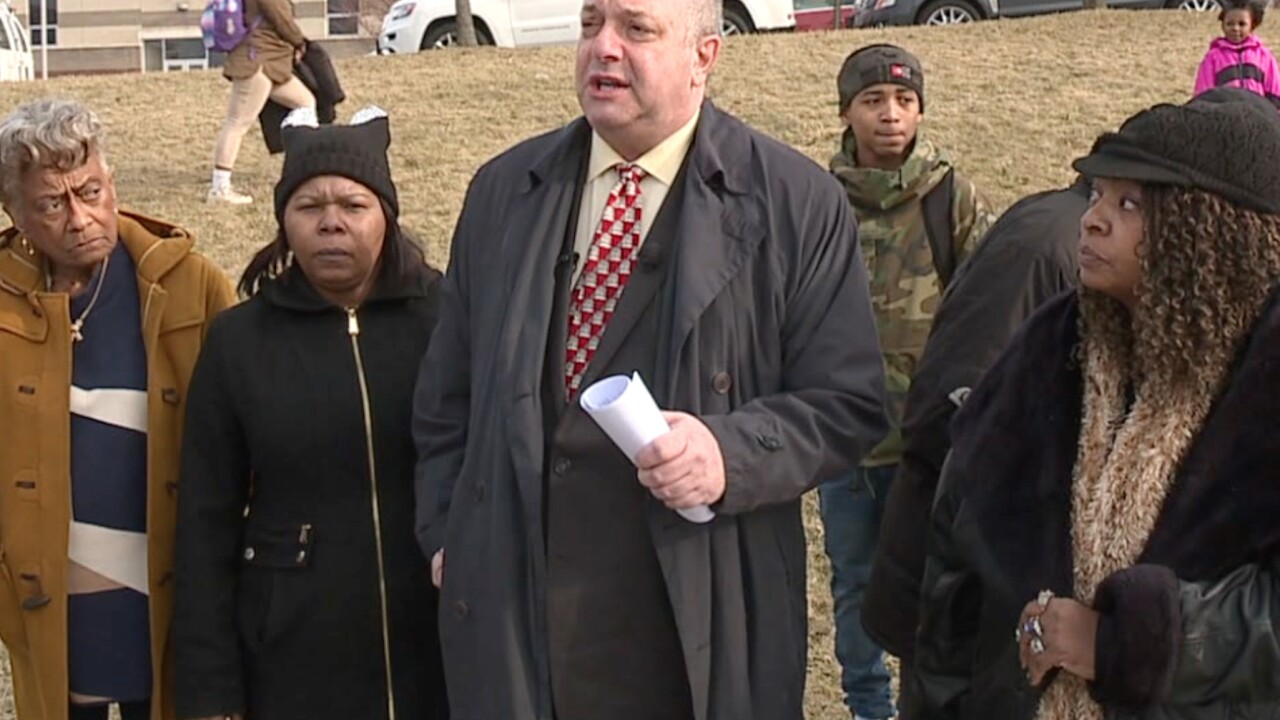 Lawsuit says East Cleveland ADC meets illegally