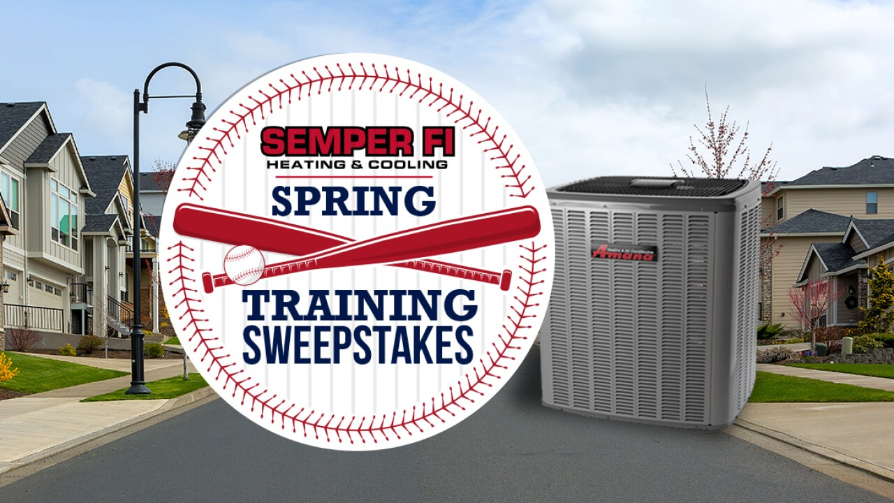 RULES: Semper Fi's Spring Training Sweepstakes