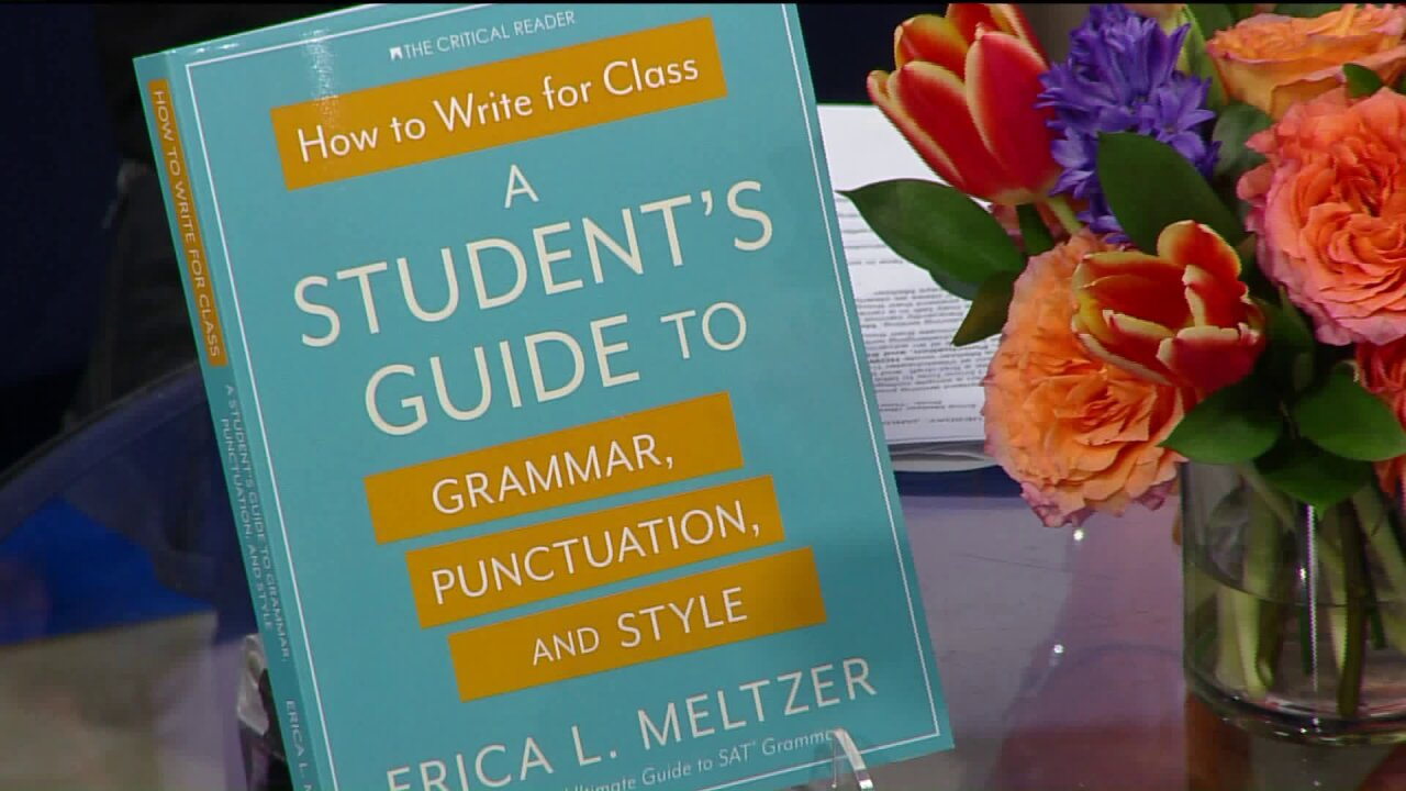 """""""How to Write for Class: A Student's Guide to Grammar, Punctuation, andStyle"""""""
