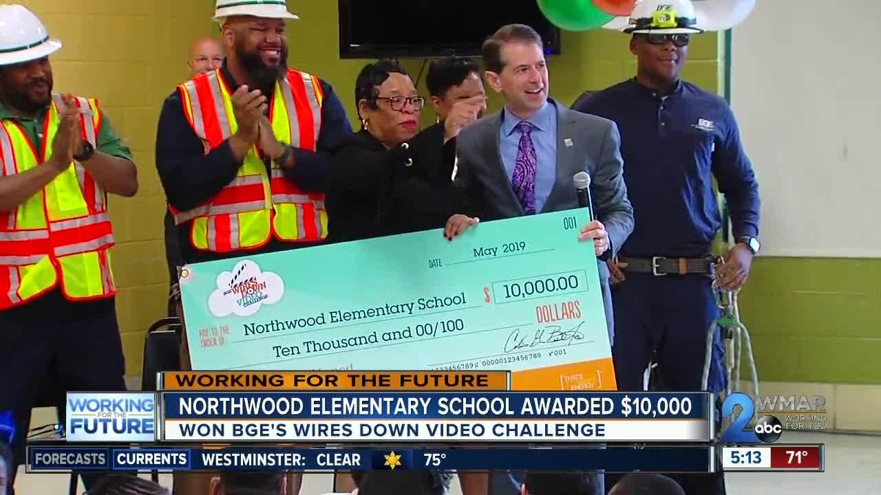 NORTHWOOD ELEMENTARY SCHOOL-BGE