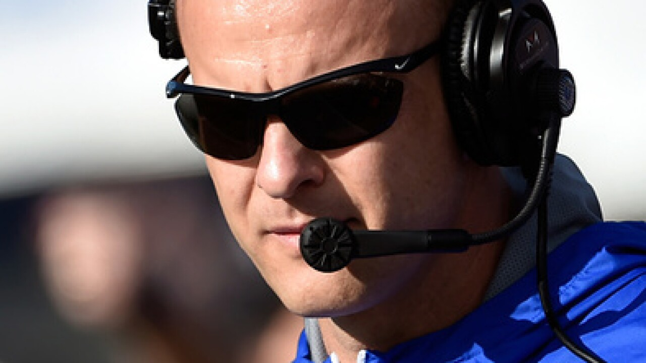 Off-Season Notes with Coach Harsin