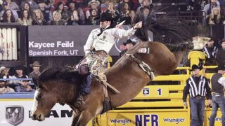 Four-time world champion Kaycee Feild