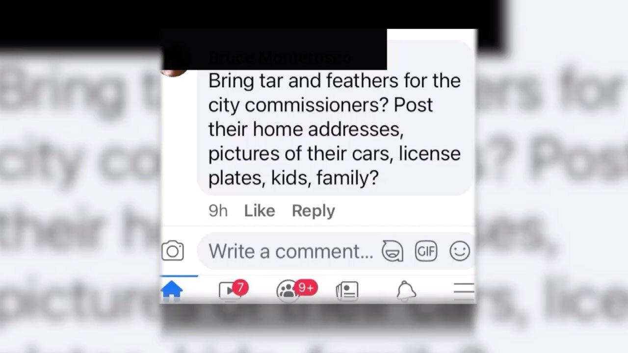 Threatening Facebook post against Stuart commissioner related to Costco decision
