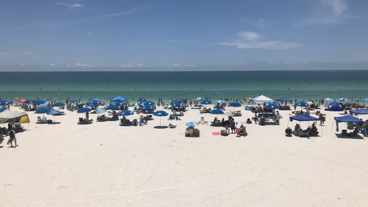 Gov. Scott signs order to protect beach access
