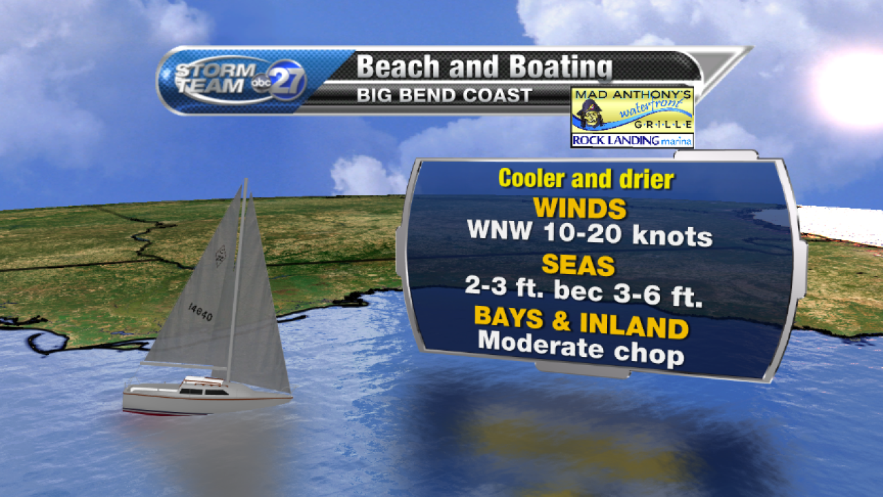 Beach and Boating forecast A (04/24/2017)