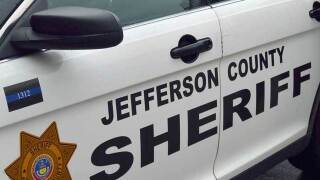Jefferson County Sheriff's Office vehicle