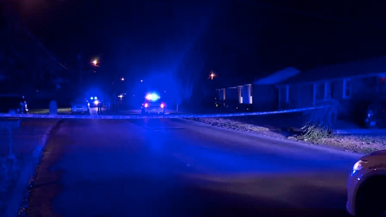 Man Shot, Critically Injured On Judd Drive