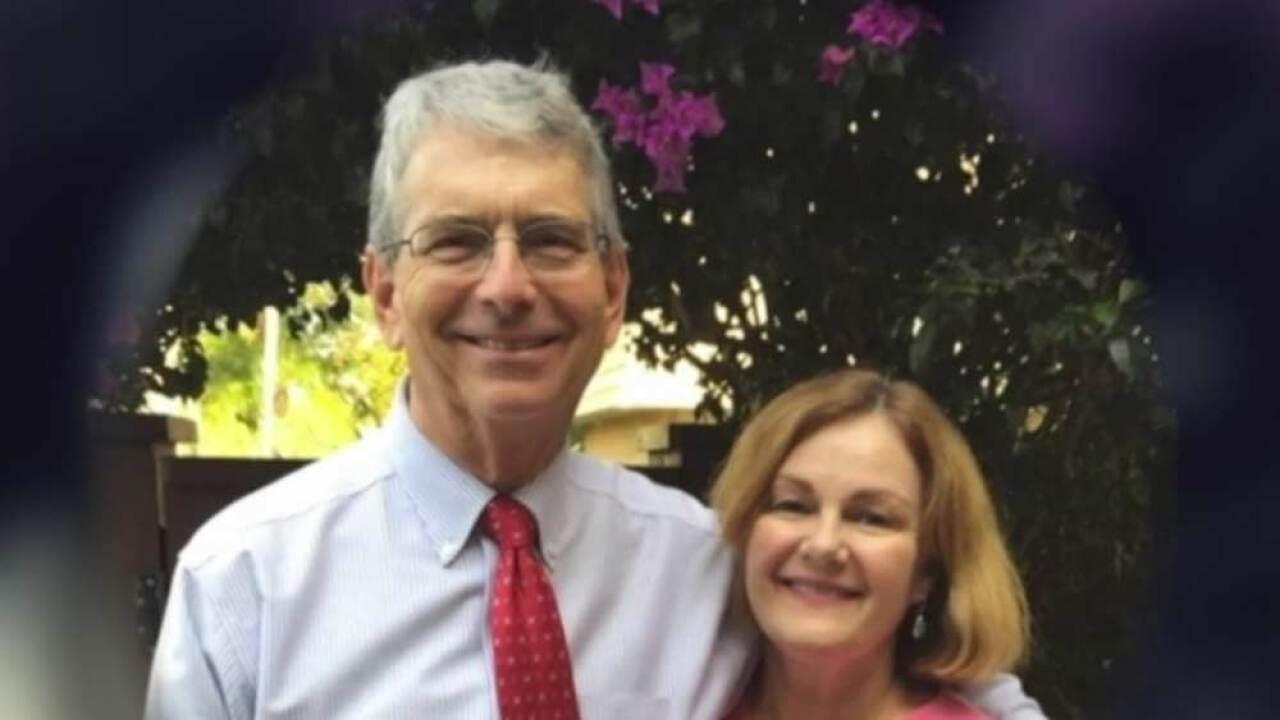 Jeff Kirsch and Nancy Kirsch