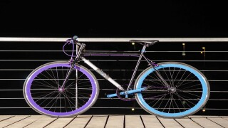 Chilean engineering students develop bike that can't be stolen