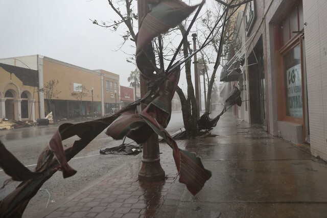 PHOTOS: Hurricane Michael slams Florida Panhandle