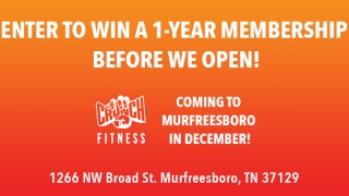 Crunch Fitness contest