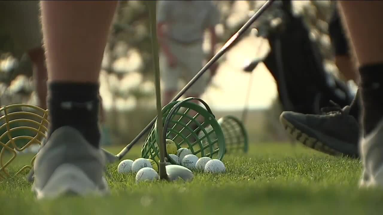 High school football team in Colorado launches golf team