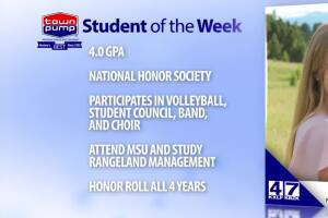 Student of the Week: Jordan Smith