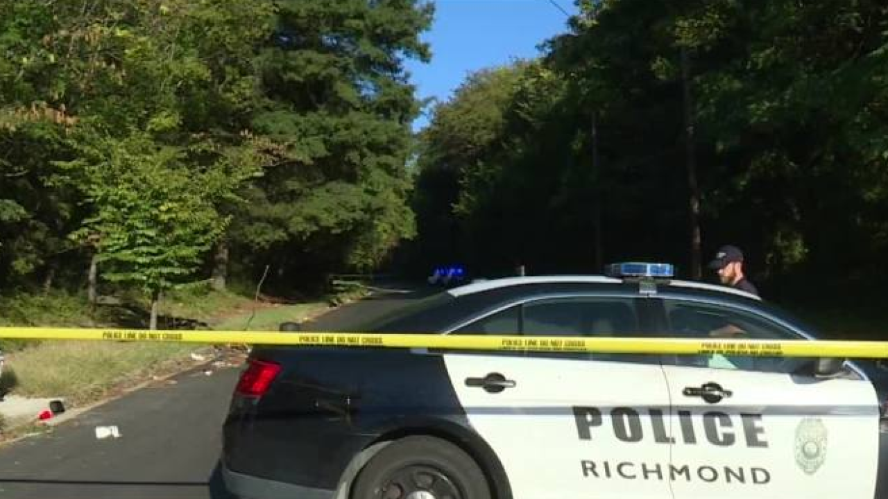 FBI statistics show alarming rise in murder cases with Richmond leading the way