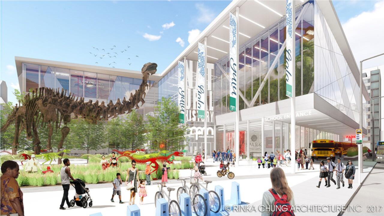 MKE Public Museum unveils future concepts