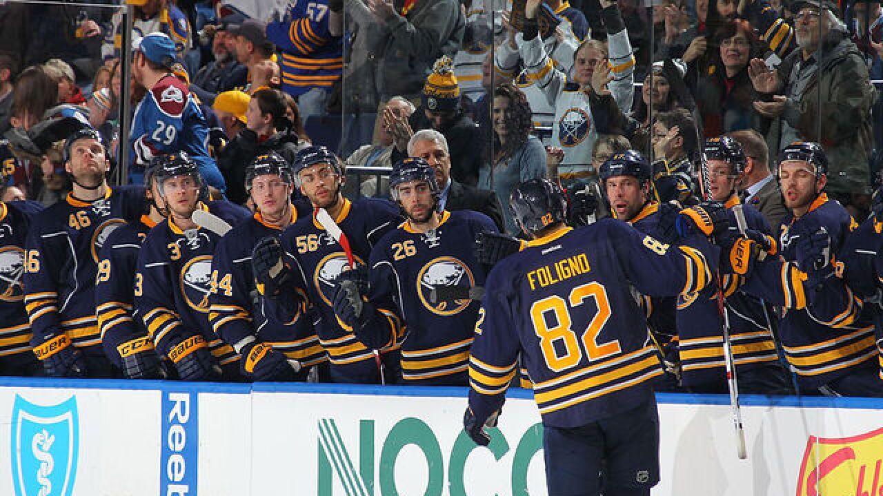 Sabres Top 20 Talents in 2016: No. 18 - LW Marcus Foligno