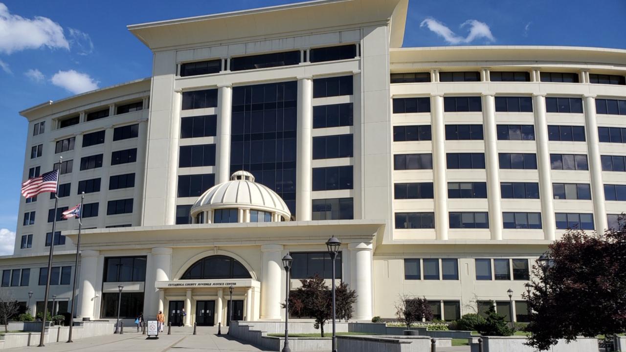Cuyahoga County Juvenile Detention Center