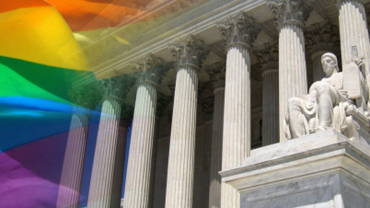 Utah asks Supreme Court to rule against same-sex marriage