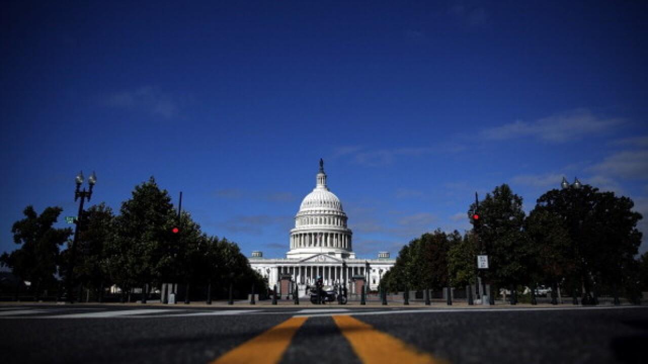 Senate recesses ahead of shutdown deadline
