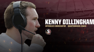 Kenny Dillingham Hired As FSU's Offensive Coordinator
