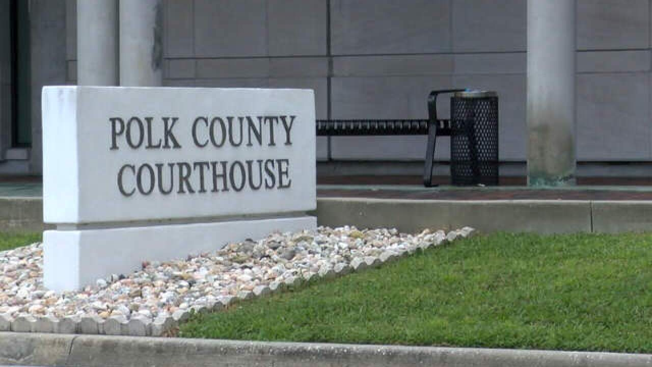 "Polk judge arrested, while another is accused of ""inappropriate behavior"" with bailiff"