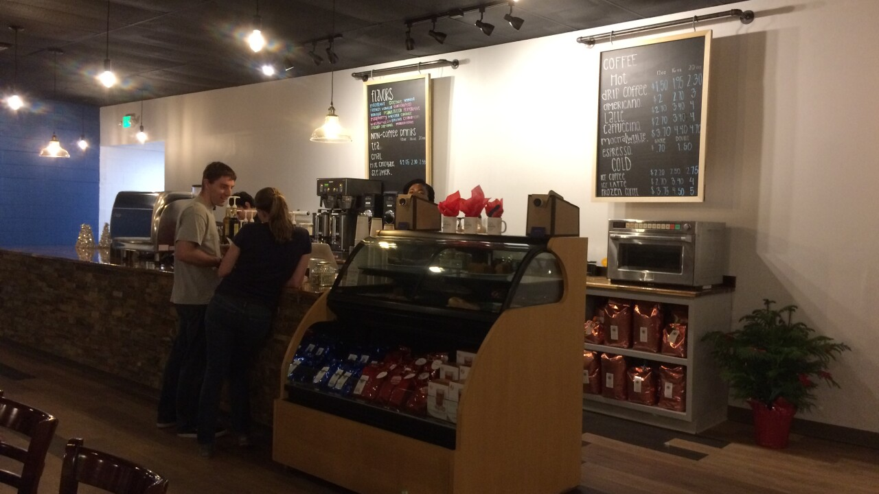 Local coffee shop opening Saturday is nonprofit and brewing a cup for charity