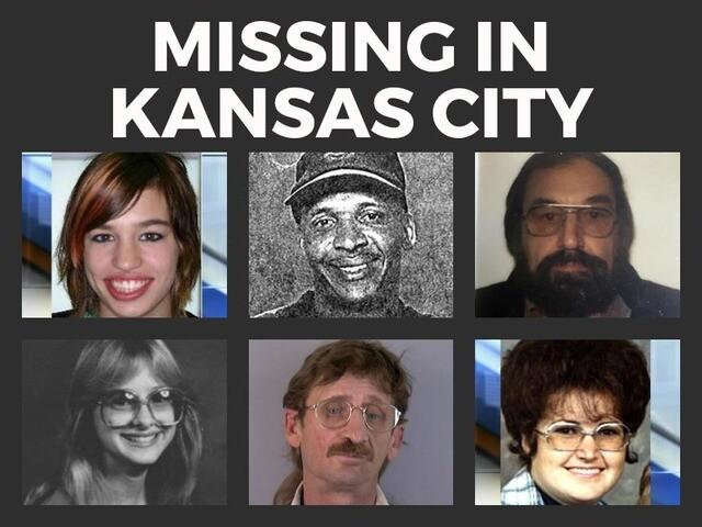 Missing people in Kansas City, Missouri