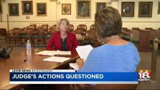 Kentucky Judge Temporarily Suspended After Misconduct Accusations