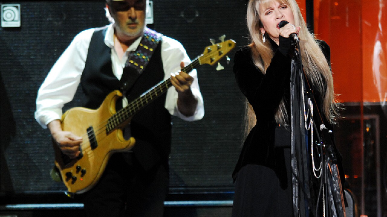 Fleetwood Mac to make tour stop in Denver in December