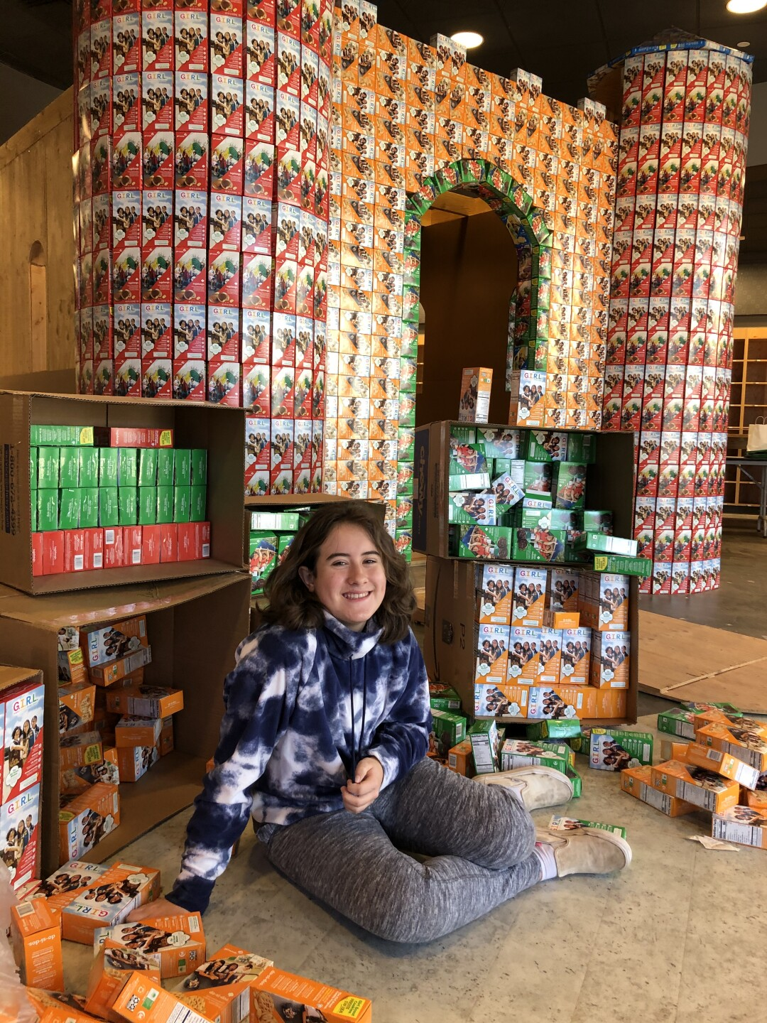 Arizona Girl Scout Cookie House