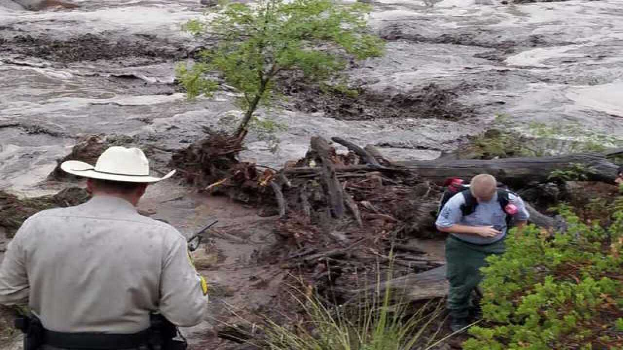 Sheriff: 4 confirmed dead after search in Payson