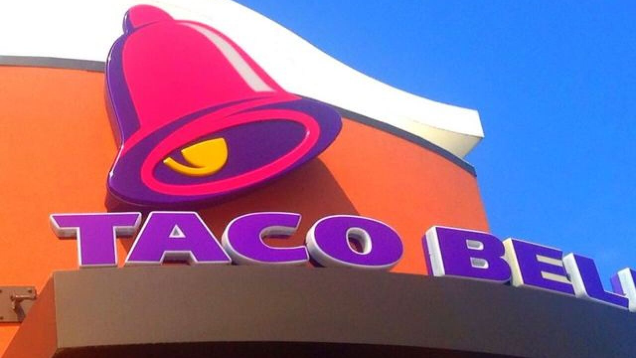 Taco Bell's new menu includes a vegetarian section