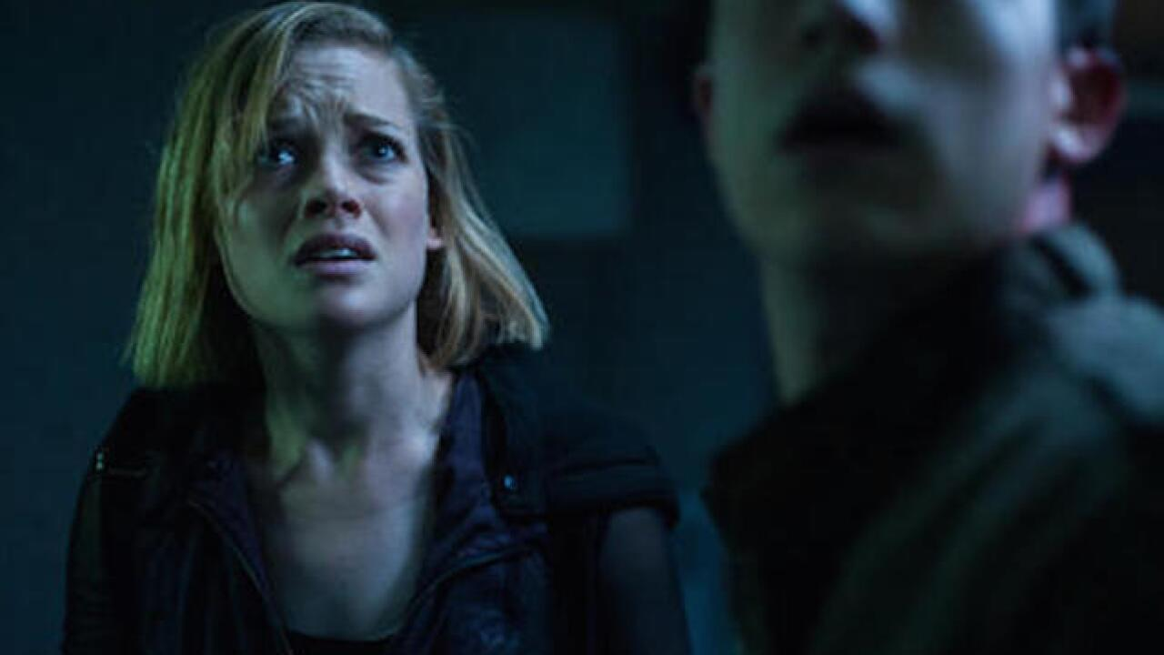 'Don't Breathe' tops Labor Day weekend box office