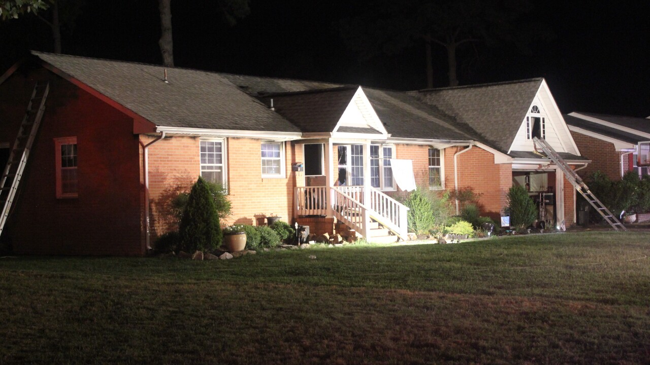 Poquoson 20 Woodland Road house fire (July 27).jpg