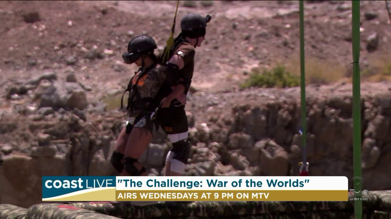 """Contestants compete for a million dollar prize in """"War of the Worlds"""" on CoastLive"""