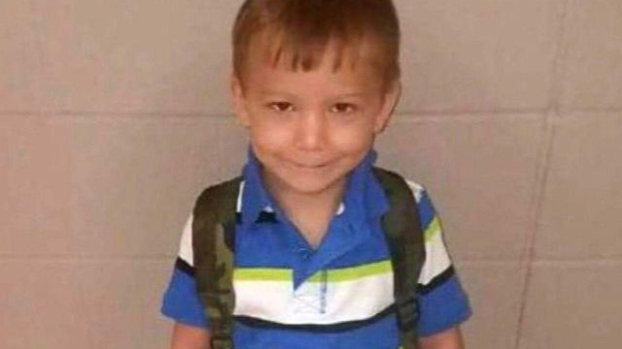 Boy shot in TX church massacre leaves hospital