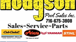 Hodgson Pools Snowblower Watch and Win Sweepstakes