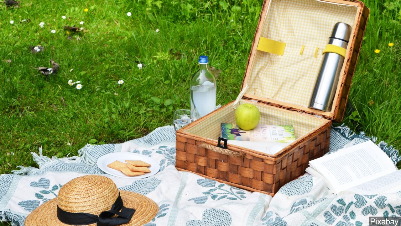 Celebrate National Picnic Day with a home picnic