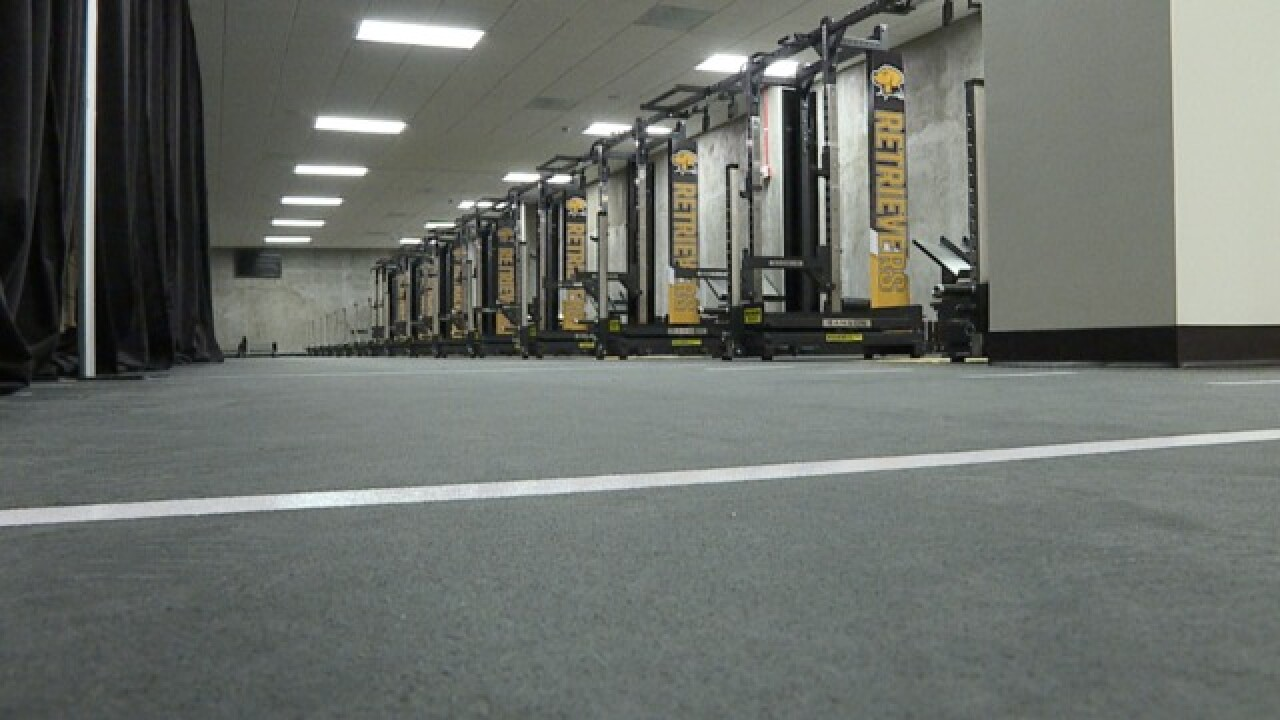 UMBC ready to officially open new Event Center
