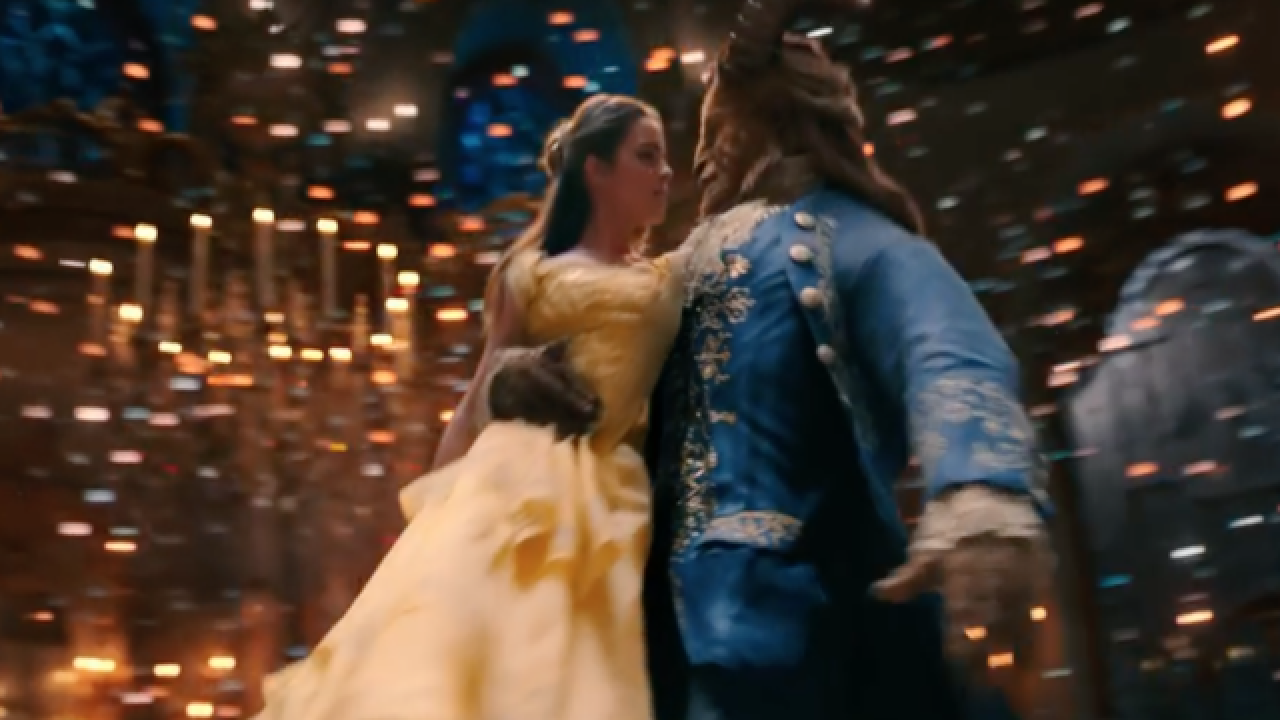 'Beauty and the Beast' official trailer takes social media by storm