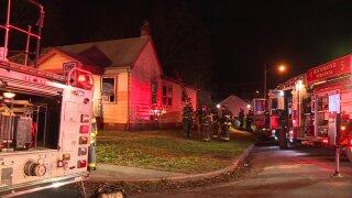 Richmond house fire