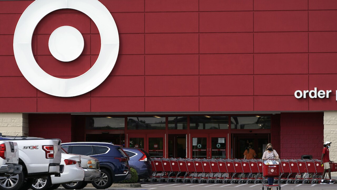 Target outlines holiday hiring, preps amid pandemic