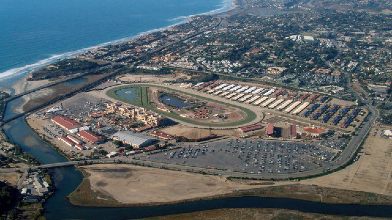 Fall racing season begins at Del Mar