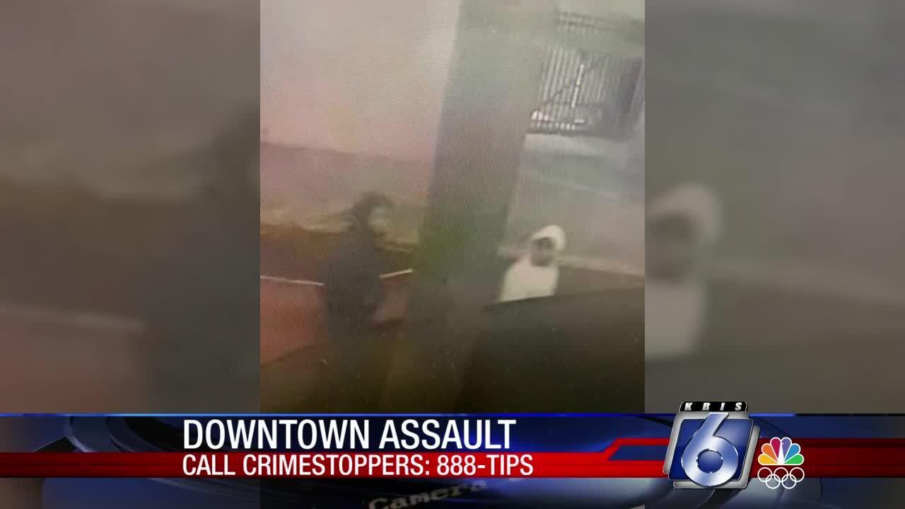 Assault on Chaparral Street