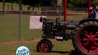 The Oldest Steam Threshing Show in the South Rolls into Adams, Tennessee