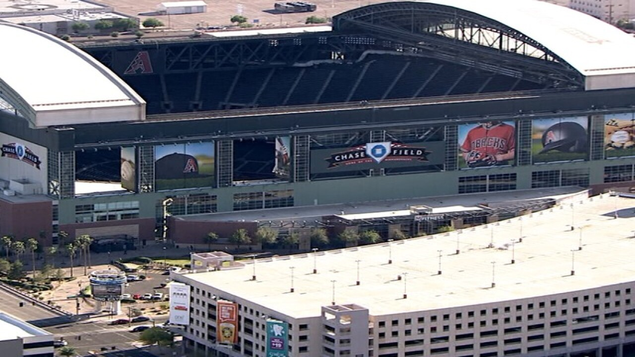 Potential buyer backs out of buying Chase Field